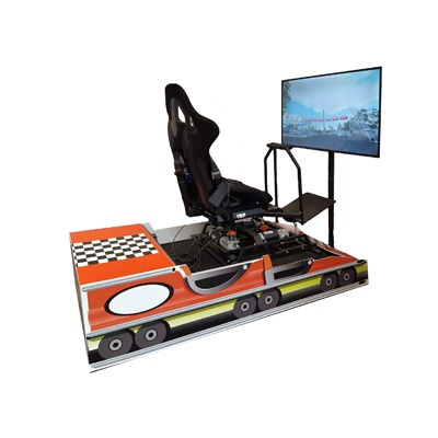Symulator roller coaster VR 3DOF wynajem