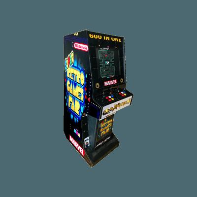 Automaty arcade na wynajem na imprezę