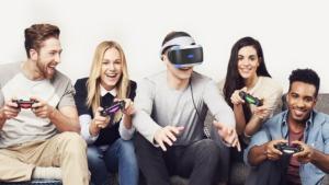 Wirtualna rzeczywistość - pomysł na imprezę
