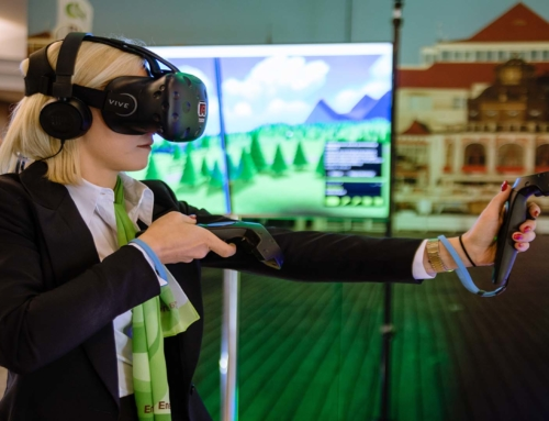 Gogle VR wynajem na event, imprezę, piknik, targi, konferencje
