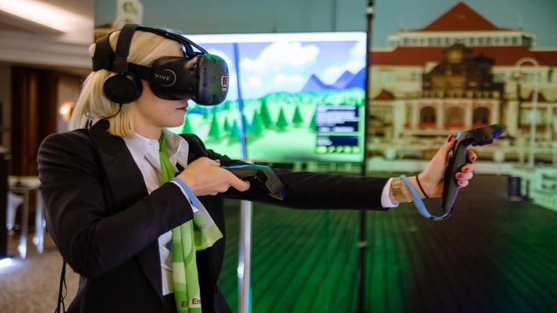 Gogle VR - wynajem