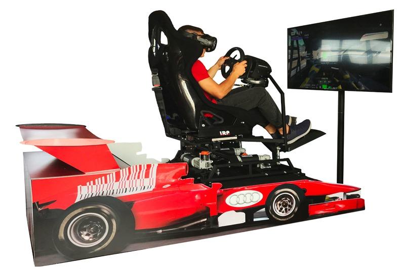 Symulator rajdowy VR 3DOF wynajem