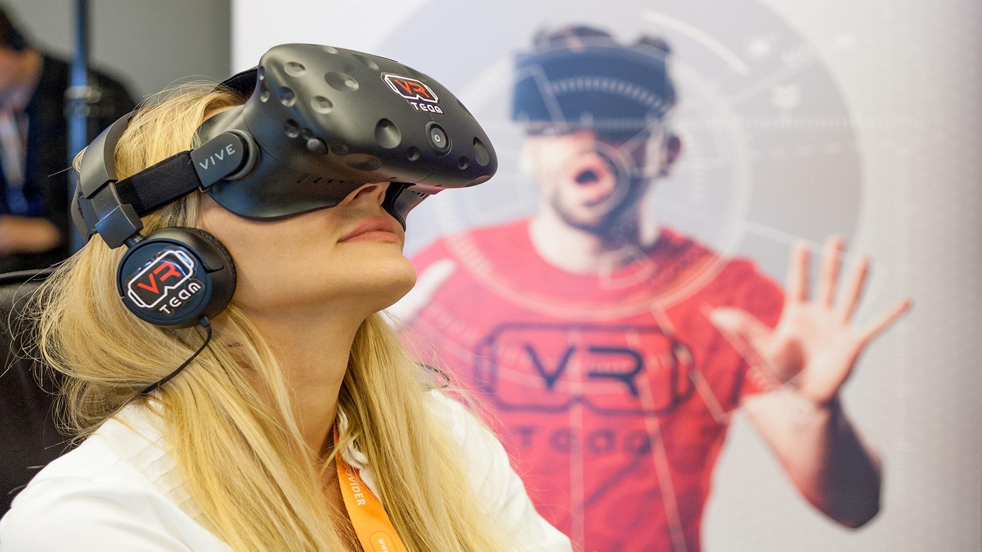 Atrakcje VR wynajem na event