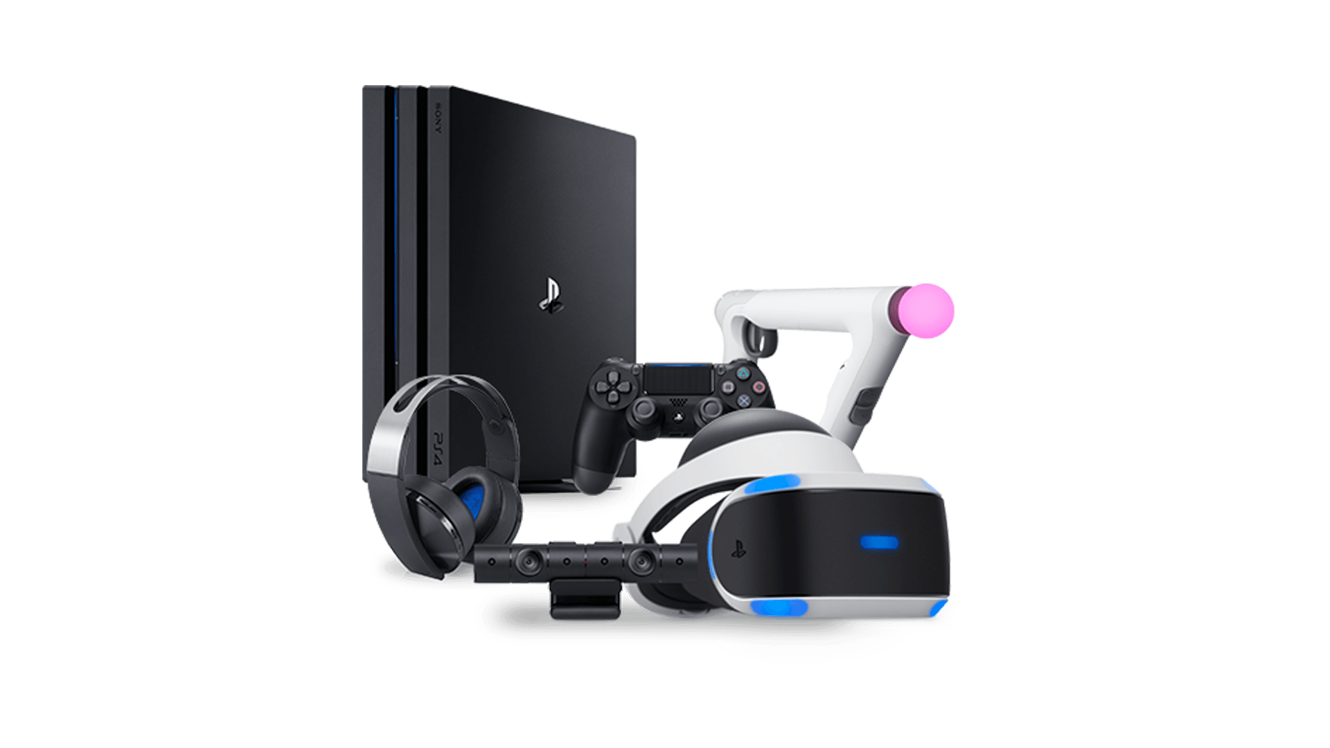 PlayStation VR do wynajęcia