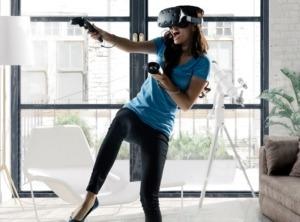 Gogle VR - HTC VIVE