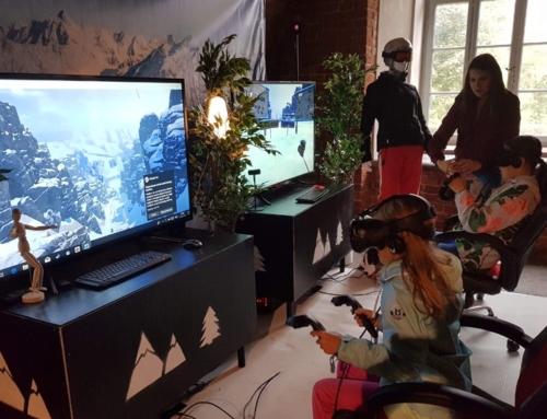 Gogle VR do wynajęcia- zimowe gry i aplikacje