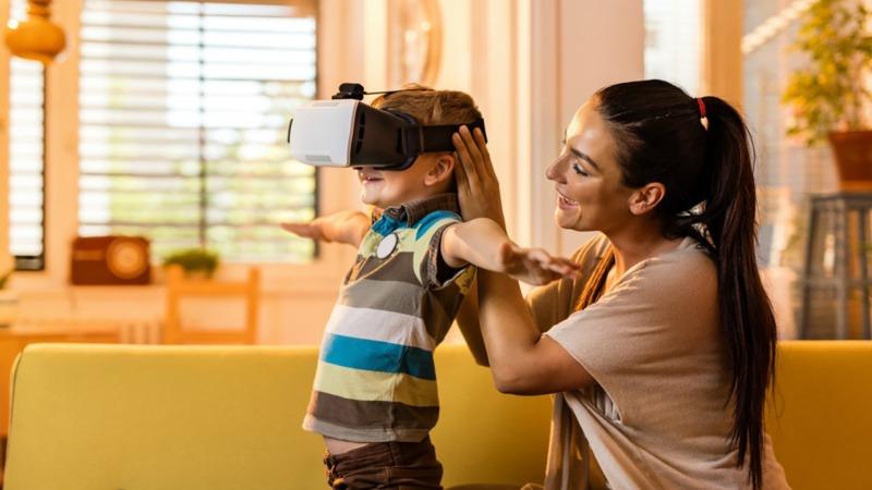 Gogle VR - pomysł na imprezę
