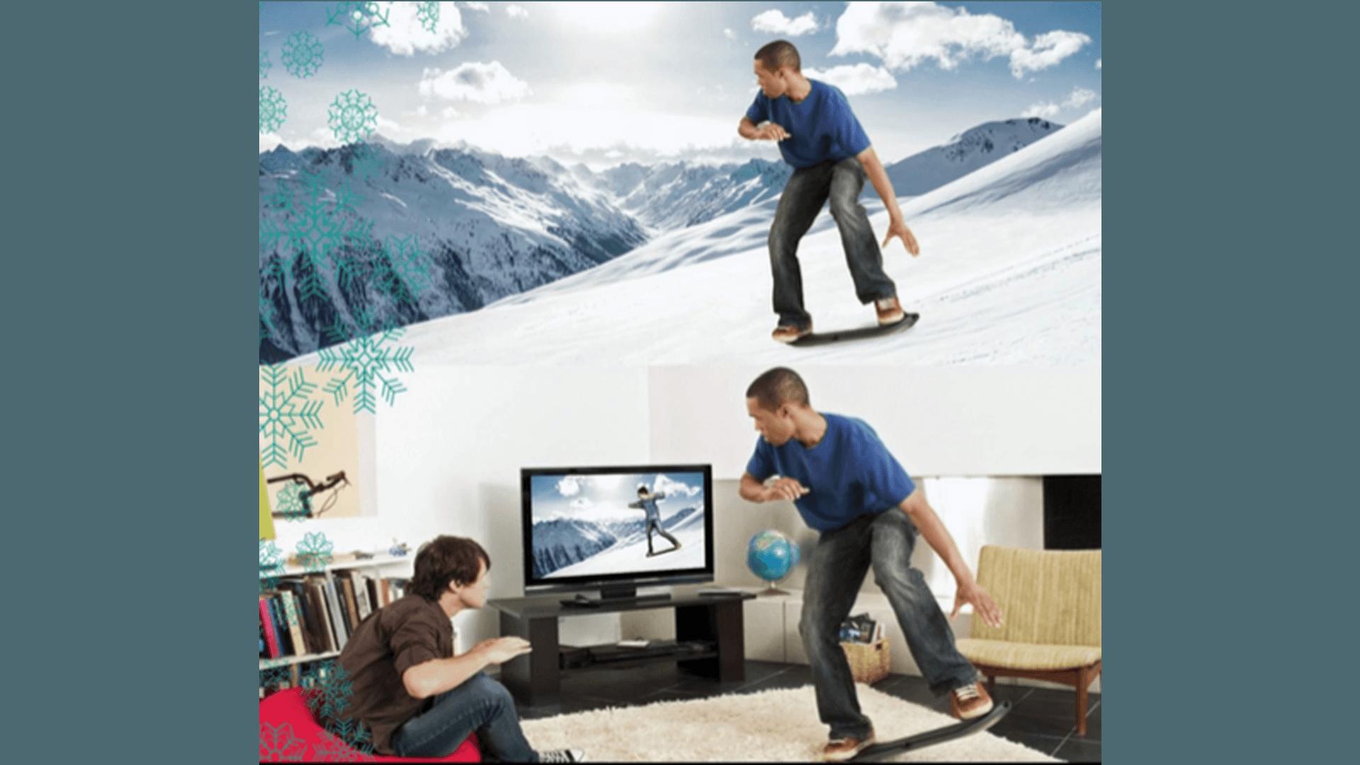 Konsole z grami ruchowymi dla dzieci