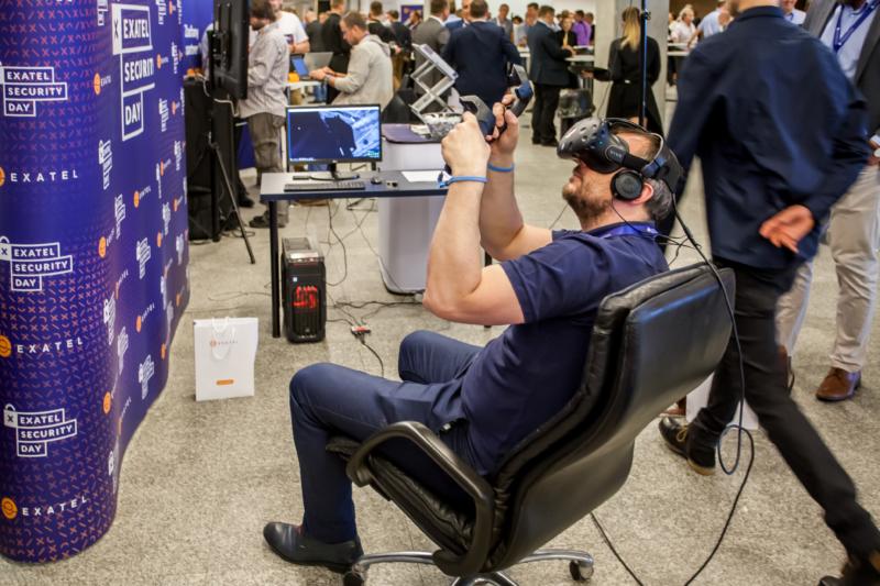 Gogle VR wynajem na konferencje