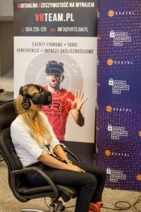 Okulary VR - wynajem na imprezę firmową