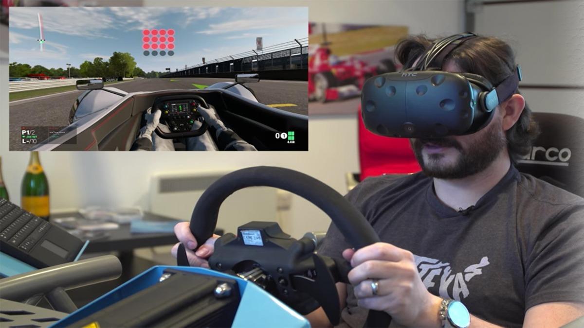 Realizacje: Symulatory rajdowe VR do wynajęcia gwarancją udanego eventu