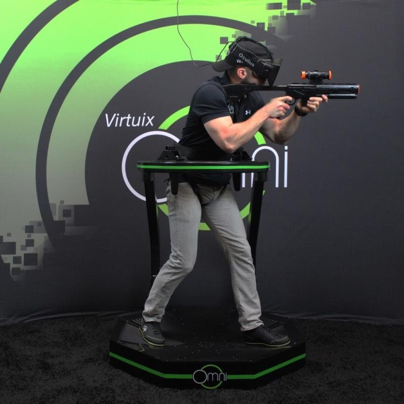 Platforma Virtuix Omni - wynajem VR