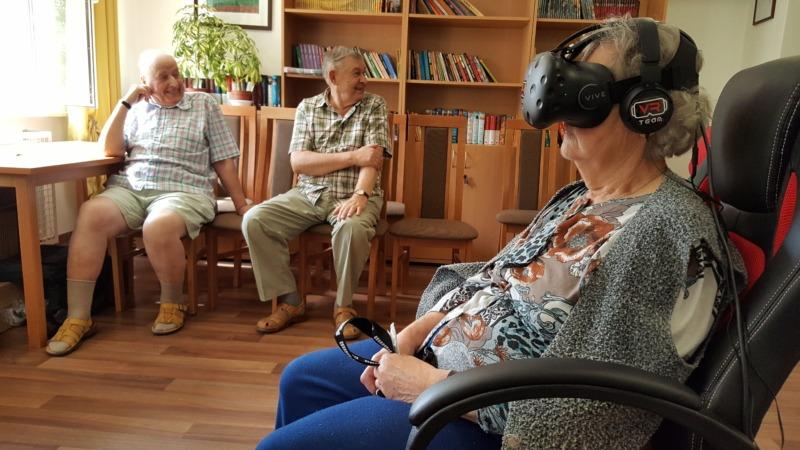 okulary VR HTC Vive do wynajęcia Warszawa