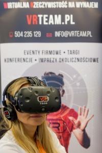HTC Vive, Oculus Rift, Samsung Gear VR na event, imprezę firmową, integracyjną, urodziny