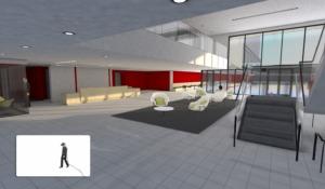 Aplikacja wirtualna rzeczywistość - architekt