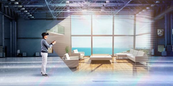 Aplikacja VR - architekt, deweloper, e-commerce