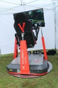 symulator rajdowy wynajem na event
