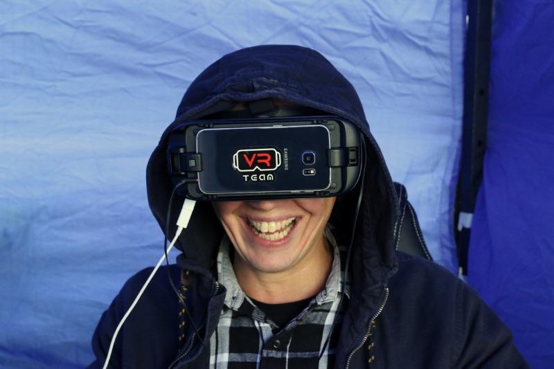 Gogle Samsung Gear wynajem na event
