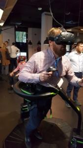 Atrakcje na imprezę - gogle VR wynajem