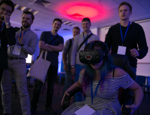 Gogle wirtualnej rzeczywistości