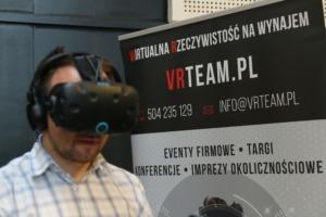 Gogle VR Warszawa - Wynajem Okulary 3d, gogle wirtualne, symulatory