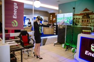 Gogle VR atrakcje na event Warszawa wynajem