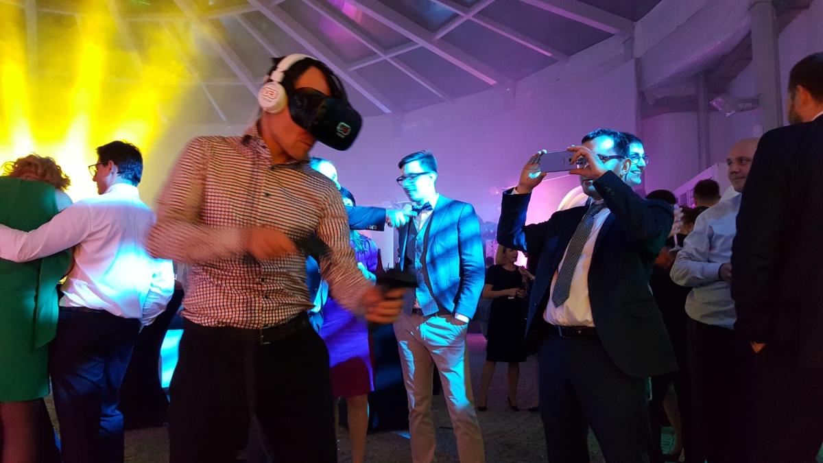 Atrakcje na event - wirtualna rzeczywistośćwynajem