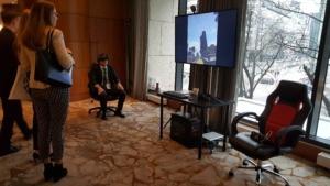 Pomysłna event firmowy - okulary vr 360