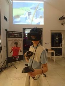 Pomysł na imprezę urodzinową - wirtualna rzeczywistość wynajem wypożycz