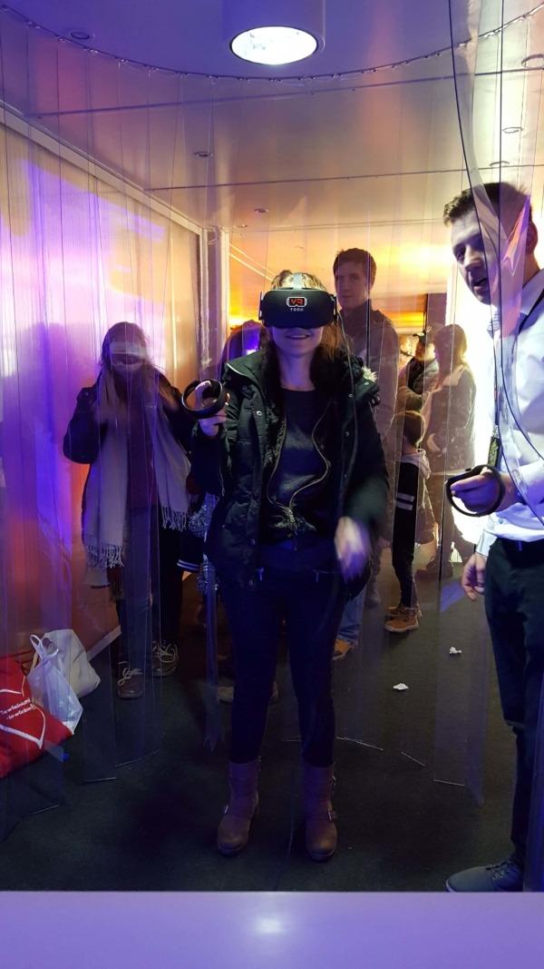 Wirtualne rzeczywistość na wynajem - Sylwester Warszawskie na Placu Bankowym