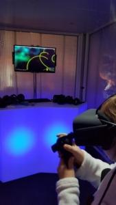Kapsuła czasu VR - gogle wirtualne wynajem