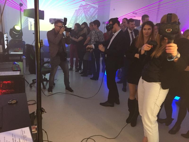 Okulary gogle VR wypożycz na event
