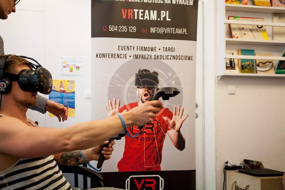 Wirtualna rzeczywistość wynajem event, impreza, piknik, festyn