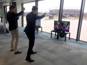Konsole na wynajem - Xbox Kinect gry sportowe
