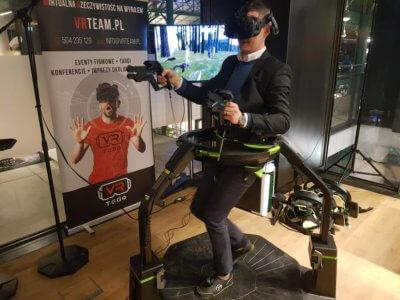 Wirtualna rzeczywistość gogle vr atrakcje na event