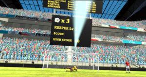 Piłka nożna pomysł na imprezę firmową - gogle VR