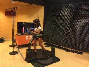 Platforma do wirtualnej rzeczywistości wynajem