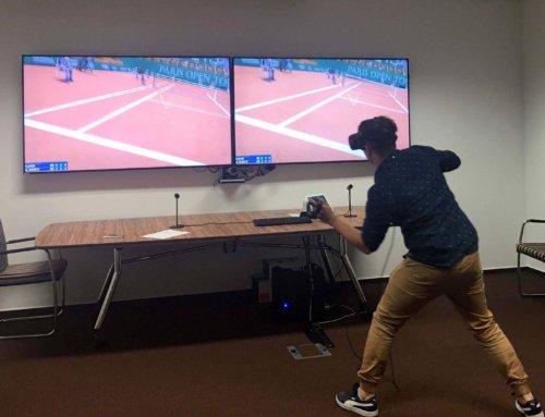 Realizacja – turniej tenisa VR w TVN, Eurosport, Discovery