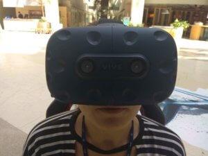 Wynajem vr HTC Vive Pro najlepsze gogle vr