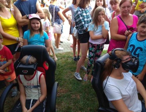 Realizacja: wirtualna rzeczywistość na piknik