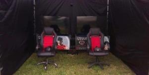 Wynajmij gogle VR na festyn, piknik, pod namiot
