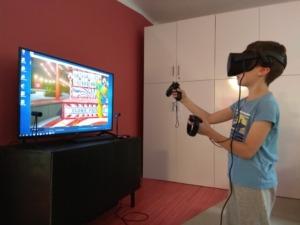 Atrakcje VR na wynajem do domu