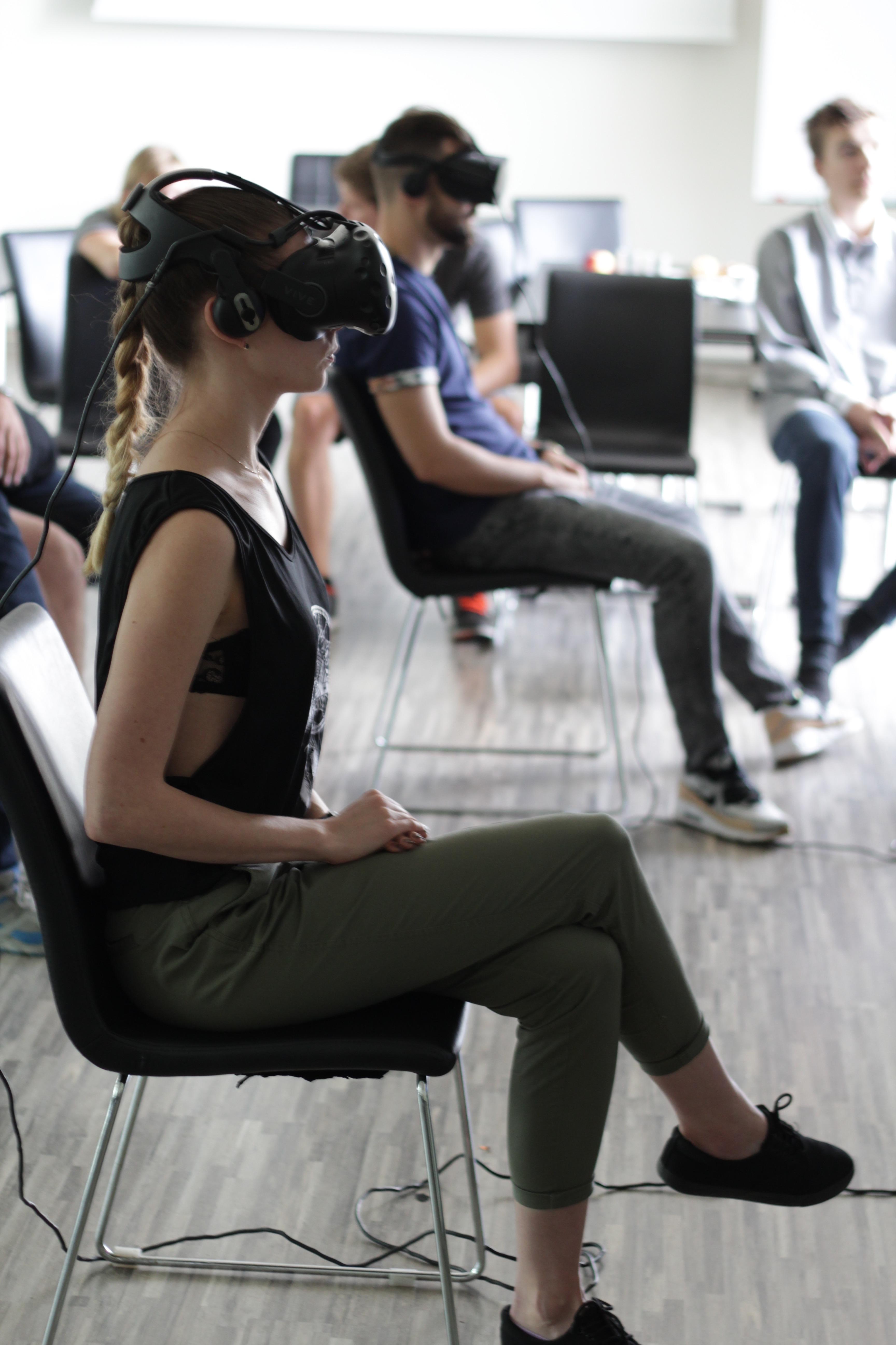 Gogle VR na wynajem, pomysł na imprezę firmową
