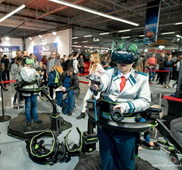 Bieganie VR