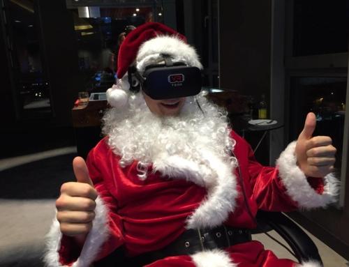 Wynajmij gogle VR na wigilię firmową