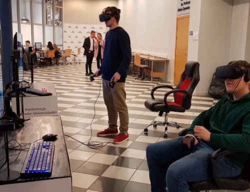 Realizacja: gogle VR wynajem na konferencje, targi