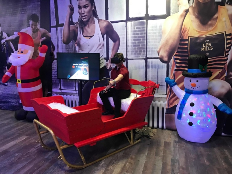 Sanie świętego Mikołaja wynajem na imprezę świąteczną