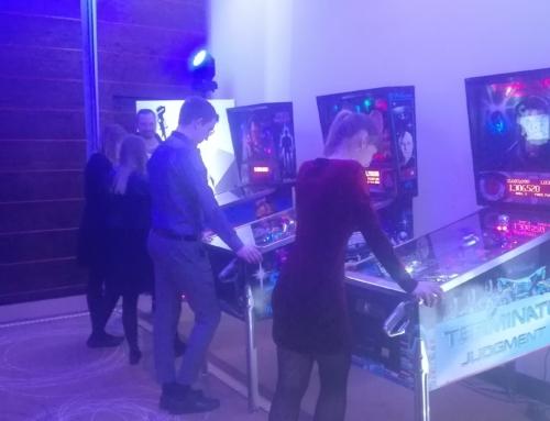 Realizacja: retro automaty arcade, pinball, flippery wynajem na imprezę