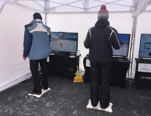 Realizacja: Symulator nart i snowboardu- wynajem na stoku