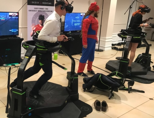 Gogle VR do wynajęcia i Platforma VR na wynajem od VR Team